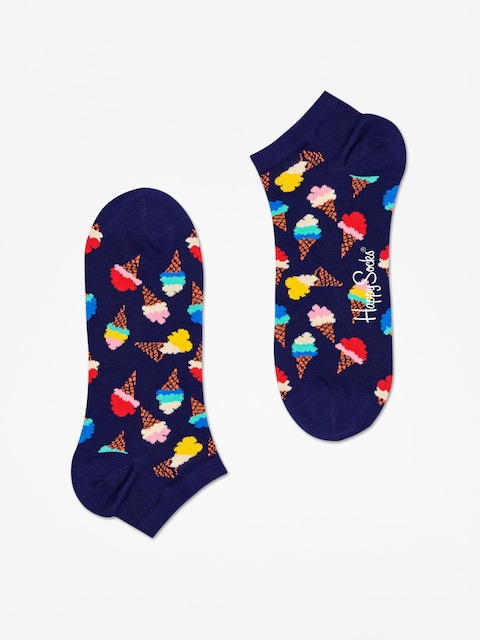 Happy Socks Icecream Low Socks (black/multi)
