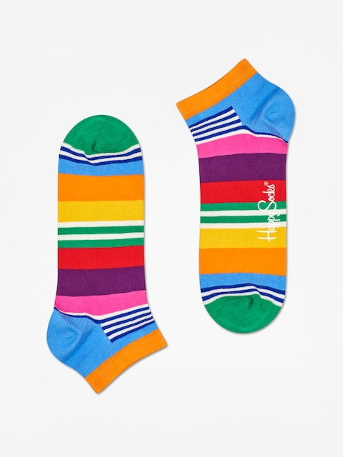 Happy Socks Stripe Low Socks (multi)