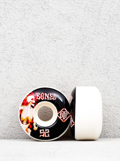 Bones Blazers Wheels (white/black)