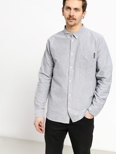 DC The Oxford 2 Ls Shirt (black iris)