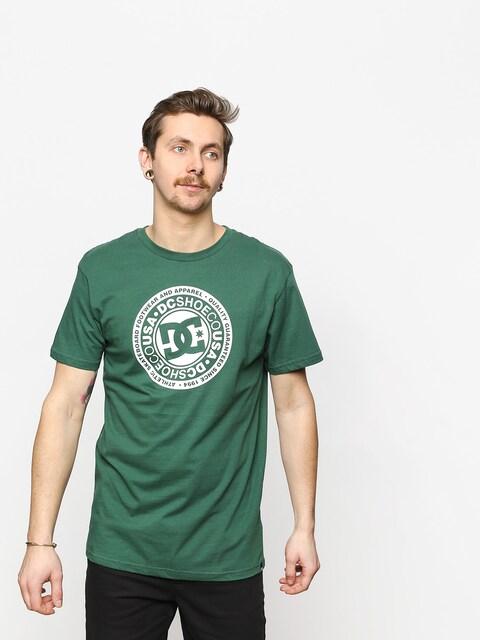 DC Circle Star T-shirt (hunter green)