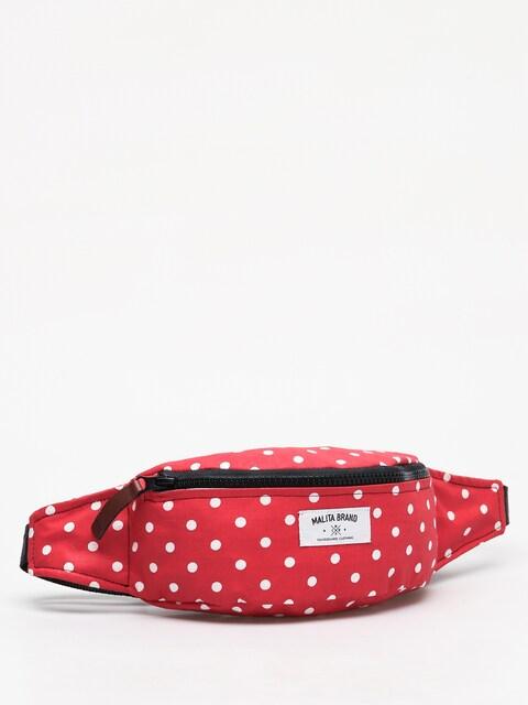 Malita Brand Bum bag (white dots)