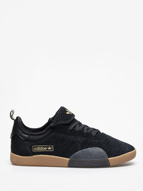adidas 3St 003 Shoes (cblack/goldmt/cblack)