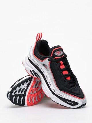 Reebok Daytona Dmx Vector Shoes (black/grey/white/neo)