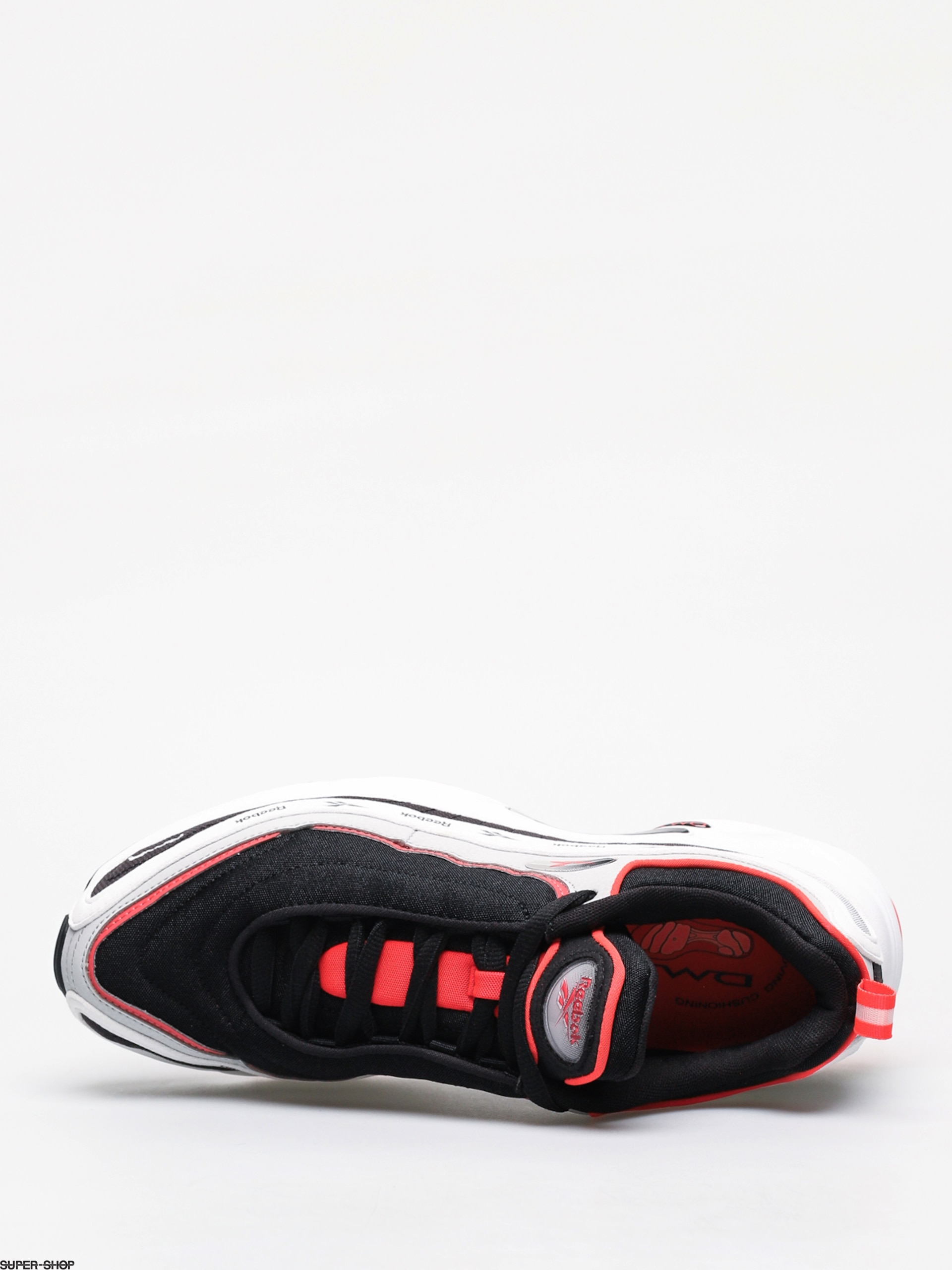 c4d58414cd Reebok Daytona Dmx Vector Shoes (black grey white neo)