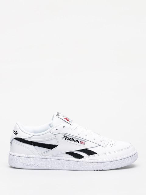 Reebok Revenge Plus Mu Shoes (white/black)