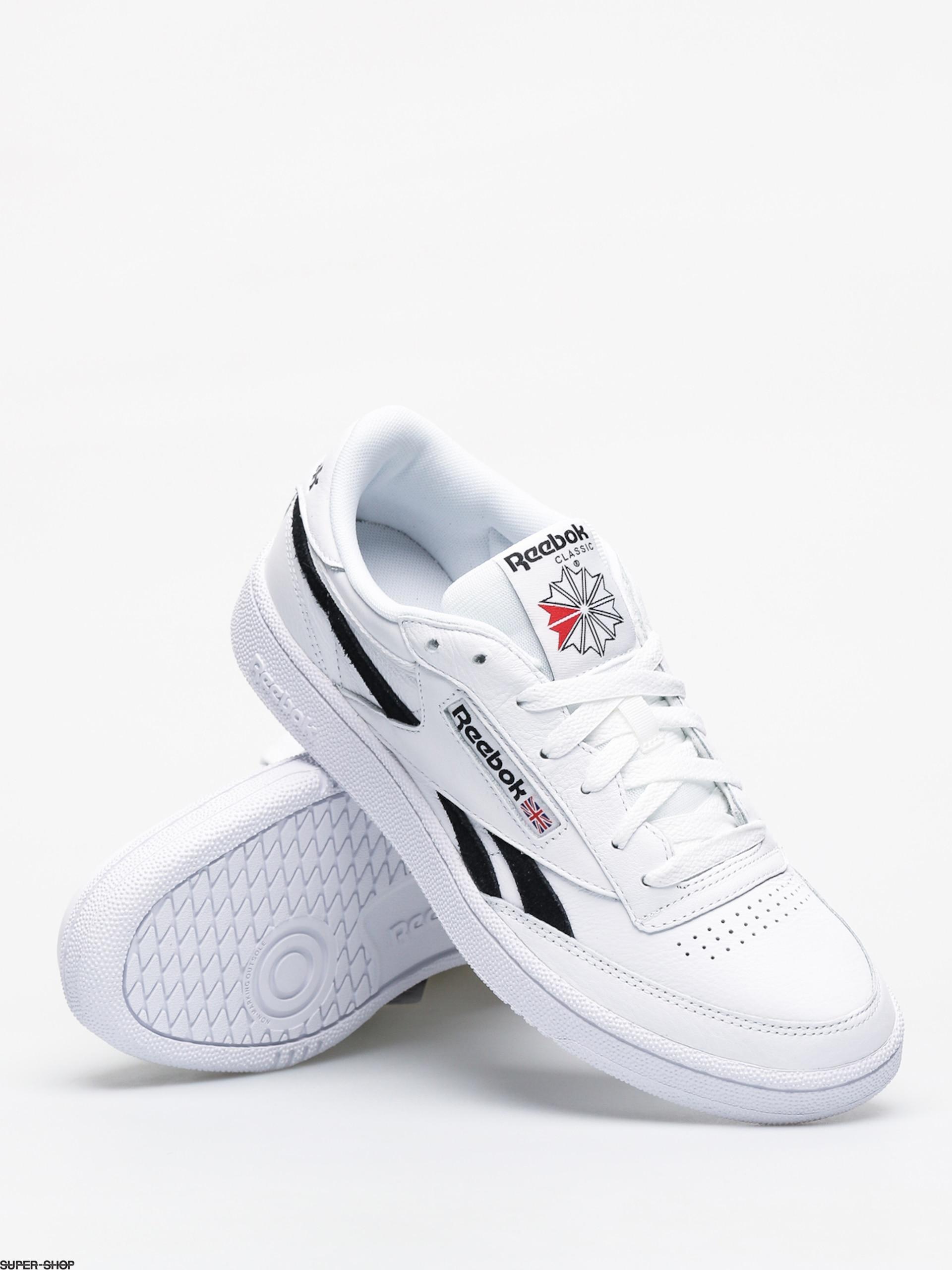 altamente elogiato migliore qualità per diversificato nella confezione Reebok Revenge Plus Mu Shoes (white/black)