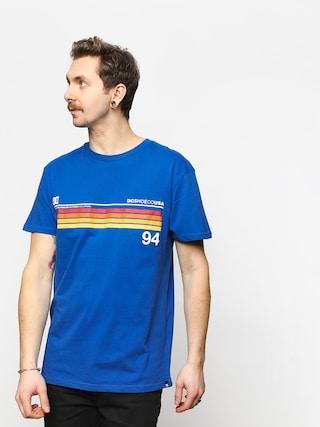 DC Crasingle T-shirt (nautical blue)