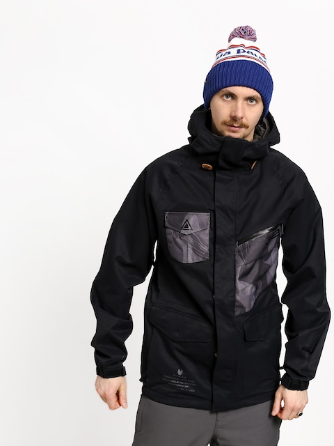 ThirtyTwo Surplus Snowboard jacket (black)