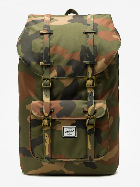 Herschel Supply Co. Little America Backpack (woodland camo)