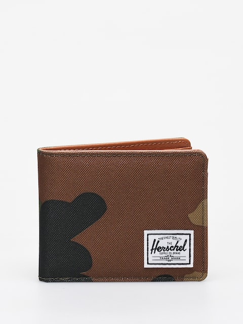 Herschel Supply Co. Hank Rfid Wallet (woodland camo)