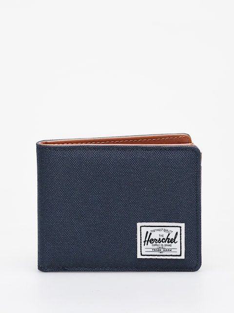 Herschel Supply Co. Hank Rfid Wallet (navy/red)