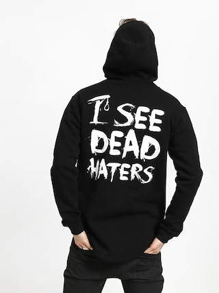 Diamante Wear I See Dead Haters HD Hoodie (black/white)