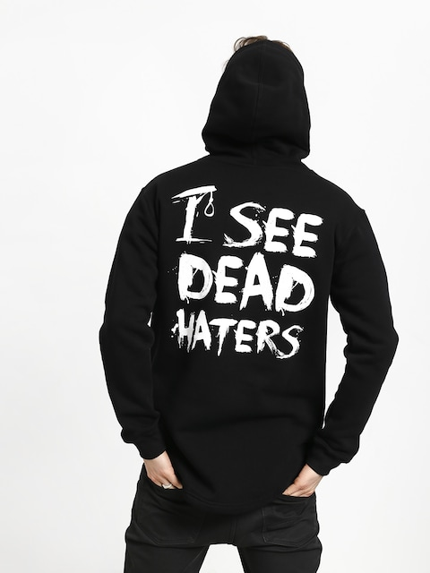 Diamante Wear I See Dead Haters HD Hoodie