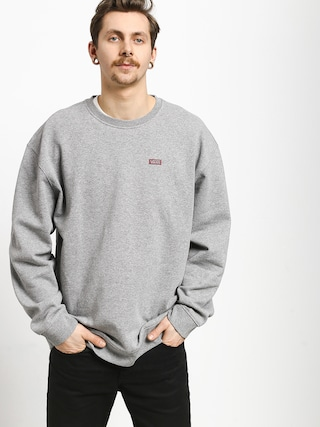 Vans Retro Tall Type Sweatshirt (cement heather)
