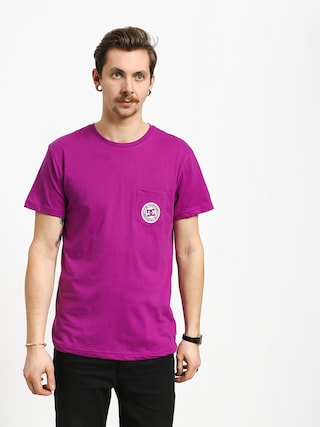 DC Basic Pocket T-shirt (vivid viola)