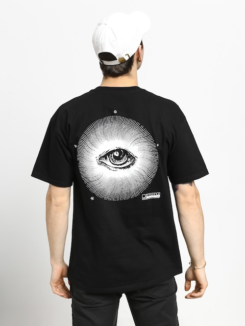Thunder All Knowing T-shirt (black/glow)