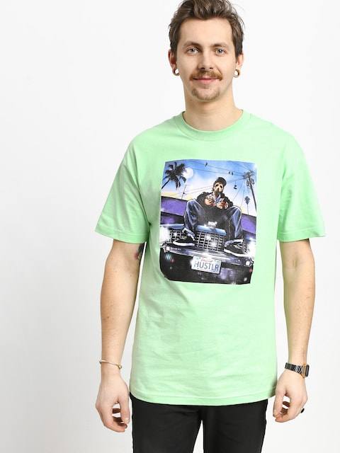 DGK Hustlin 2 T-shirt (mint)