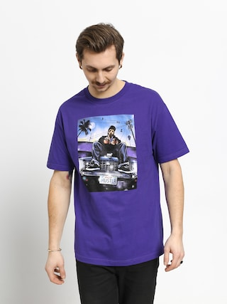 DGK Hustlin 2 T-shirt (purple)