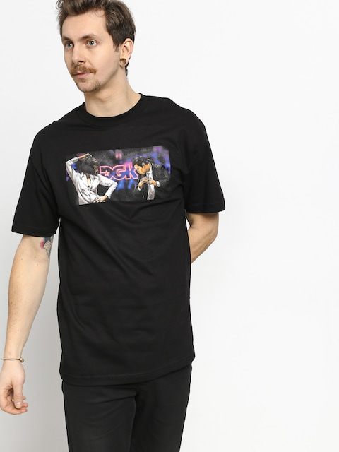 DGK Twist T-shirt (black)