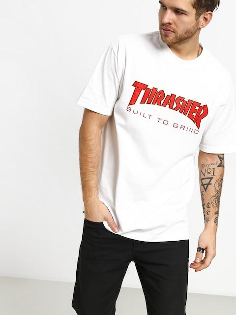 Independent Thrasher Btg T-shirt (white)