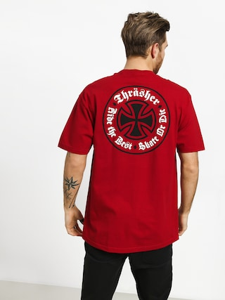 Independent Thrasher Oath T-shirt (cardi)