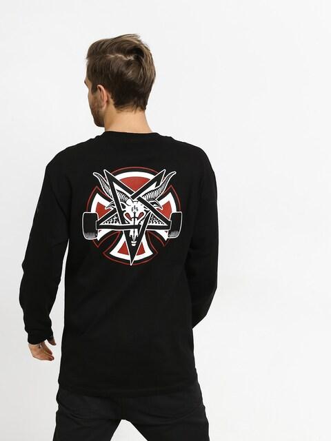 Independent Thrasher Pentagram Cross Longsleeve (black)