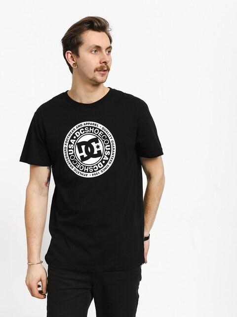 DC Circle Star T-shirt (black)