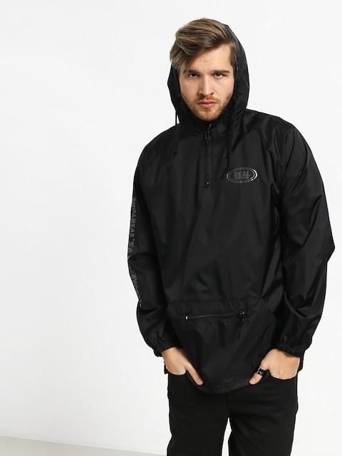 Real Vs Evryne Oval Jacket (black)
