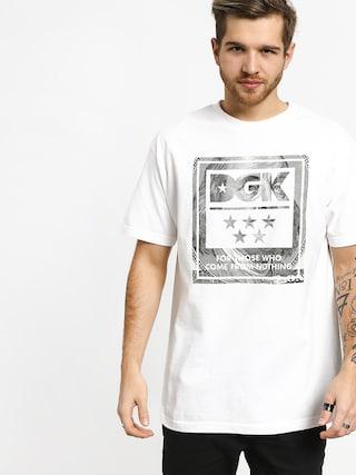 DGK Dead President T-shirt (white)