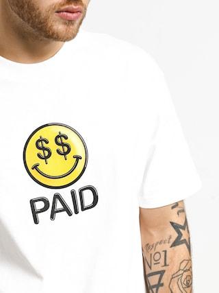 DGK Happy T-shirt (white)