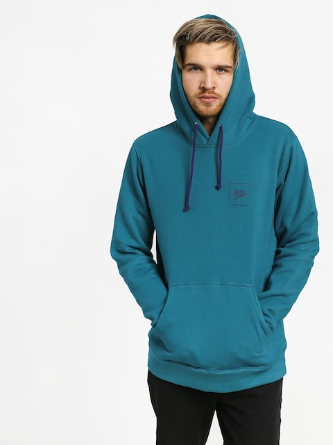 Koka Fake Ball HD Hoodie (blue)