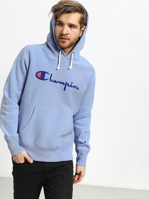 Champion Hooded Sweatshirt HD Hoodie (llu)