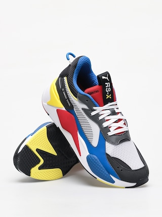 Puma Rs X Toys Shoes (puma white/puma royal/high risk red)