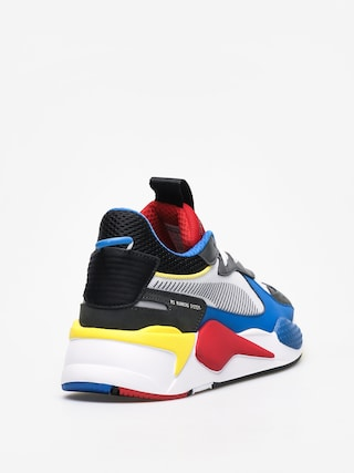 Puma Rs X Toys Shoes (puma white/puma royal/high risk red)