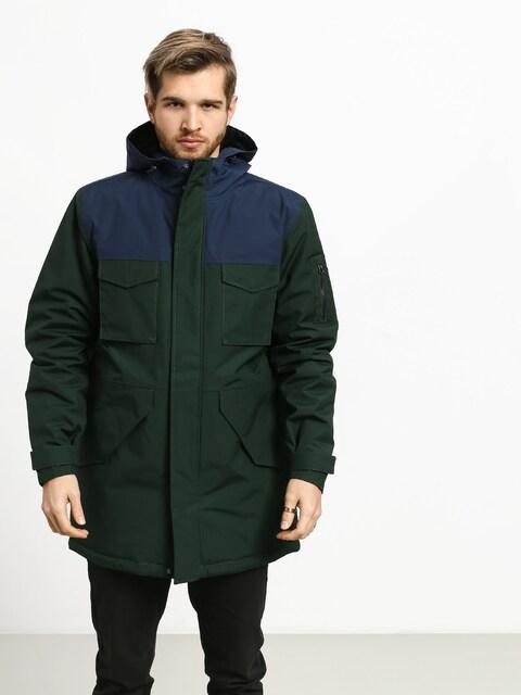Vans Jacket Revere Mte (darkest spruce/dress blues)