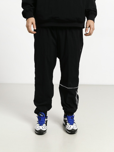 Nike SB Sb Track Swoosh Pants (black/white/white)