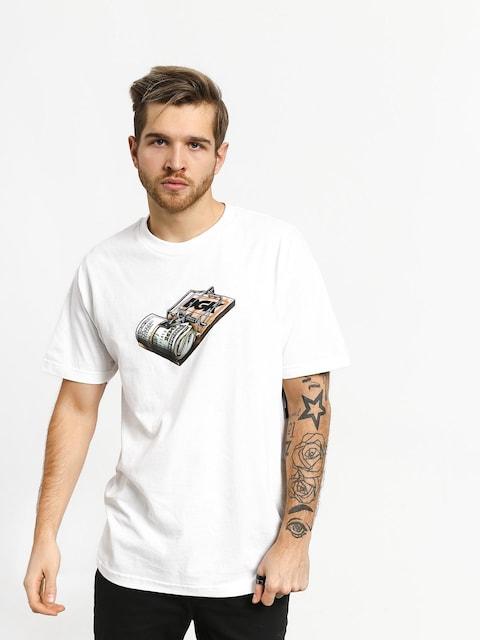 DGK Mind Trap T-shirt (white)