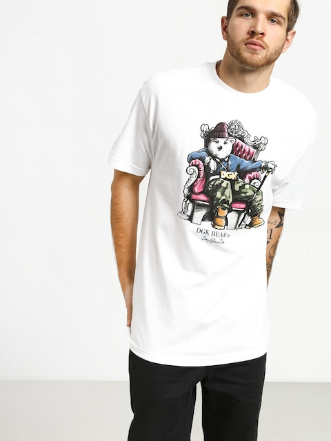 DGK Chillin T-shirt (white)