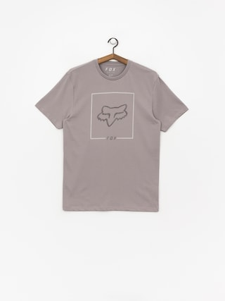 Fox Chapped Airline T-shirt (stl gry)