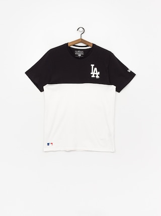 New Era Colour Block Los Angeles Dodgers T-shirt (optic white/navy)