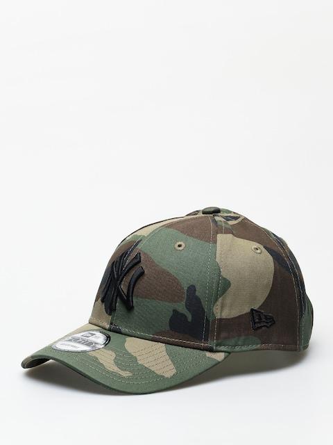 New Era League Essential New York Yankees ZD Cap (woodland camo)