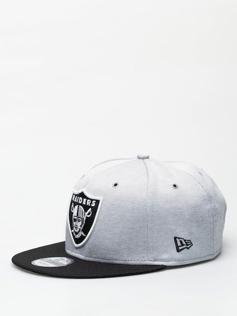 New Era 9Fifty Home Oakland Raiders Offical Team ZD Cap (gray/black)