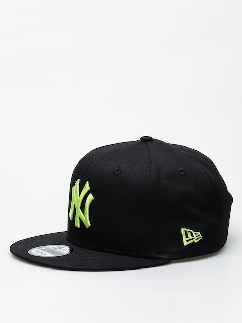 New Era 9Fifty League Essential New York Yankees ZD Cap (black/cyber green)