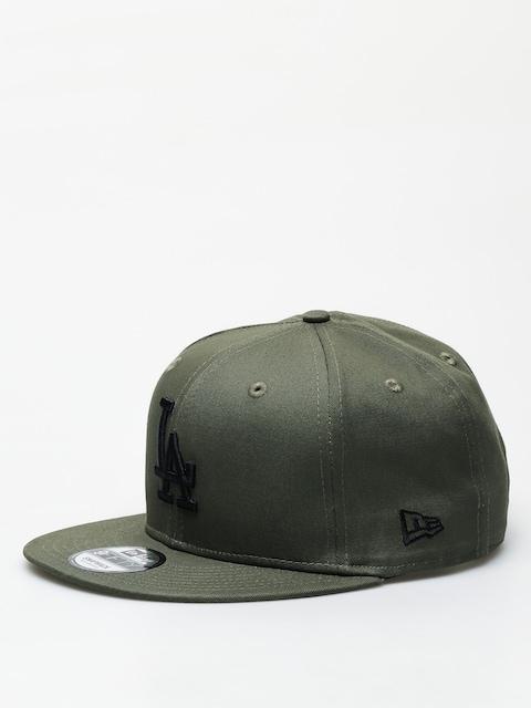 New Era 9Fifty League Essential Los Angeles Dodgers ZD Cap (new olive/black)