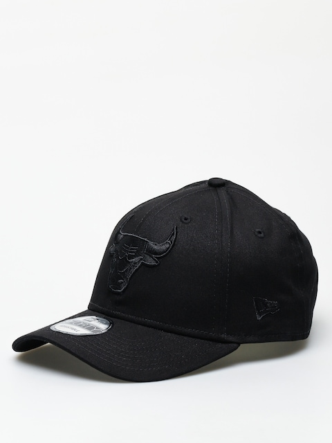 New Era 9Forty Snapback Chicago Bulls ZD Cap (black/black)
