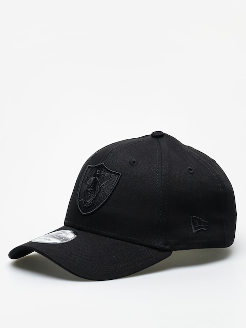 New Era 9Forty Snapback Oakland Raiders ZD Cap (black/black)
