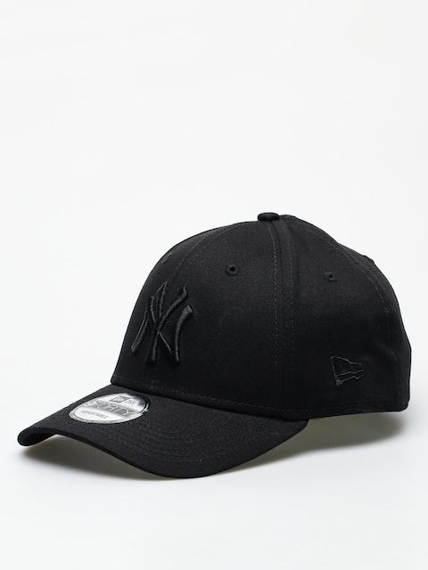 New Era 9Forty Snapback New York Yankees ZD Cap (black/black)