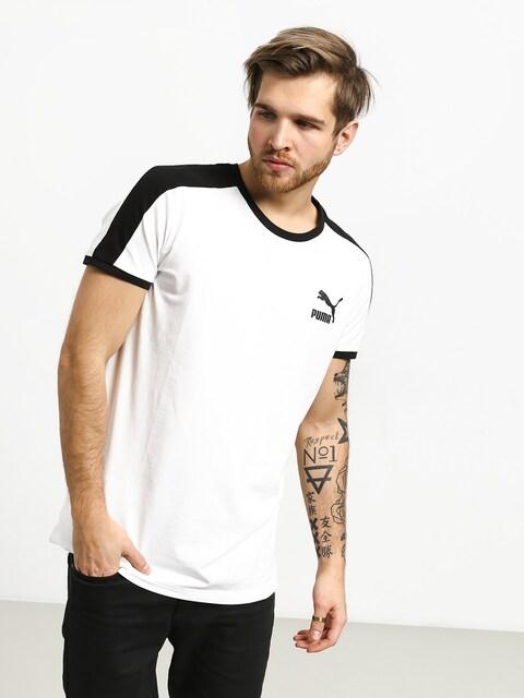 Puma Iconic T7 T-shirt (puma white)