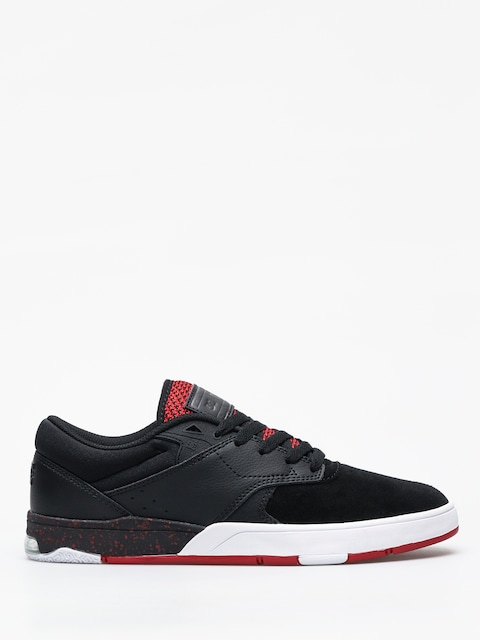 DC Tiago S Shoes (black/atl red/black)